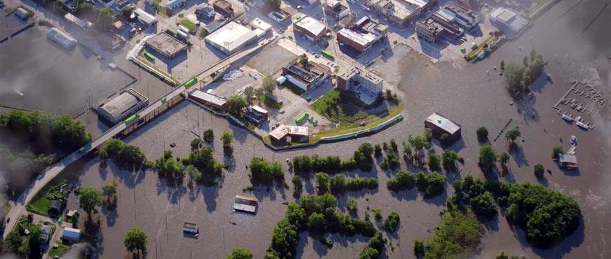 South Bend, IN commercial storm cleanup